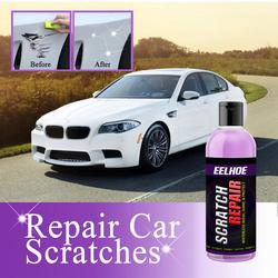 30ml 50ml 100ml Nano Scratch Repair Removal Agent Waterless Car Coating Paint Scratch Remover Micro-plating Wax Car Wash Polish