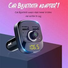 2019 NEW Fm Modulator Car MP3 Player Bluetooth FM Transmitte
