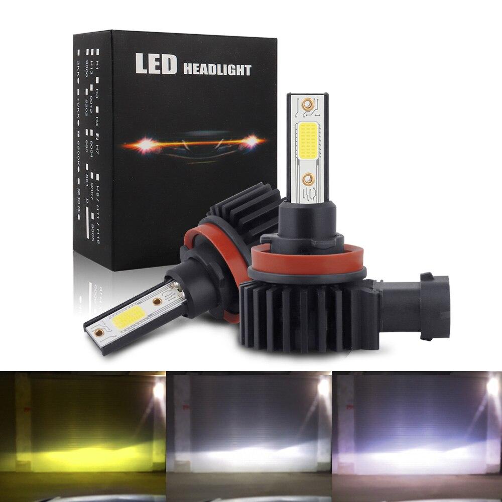 55W HID Xenon Headlight Fog Light KIT H1//H3//H4//H7//H11//9005//9006//9004//9007//5202