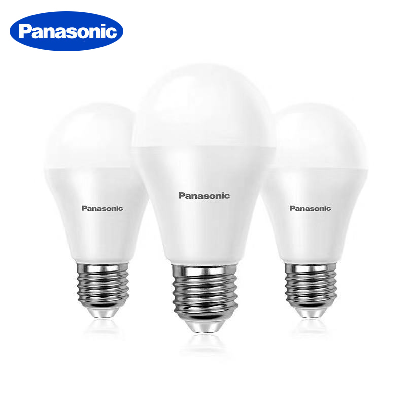 Panasonic E27 E14 LED Lamp Bulb 3.5W 6W 9W 11W LED Light Bulb AC 220V 230V 240V Bombilla Spotlight Cold/Warm/daylight White