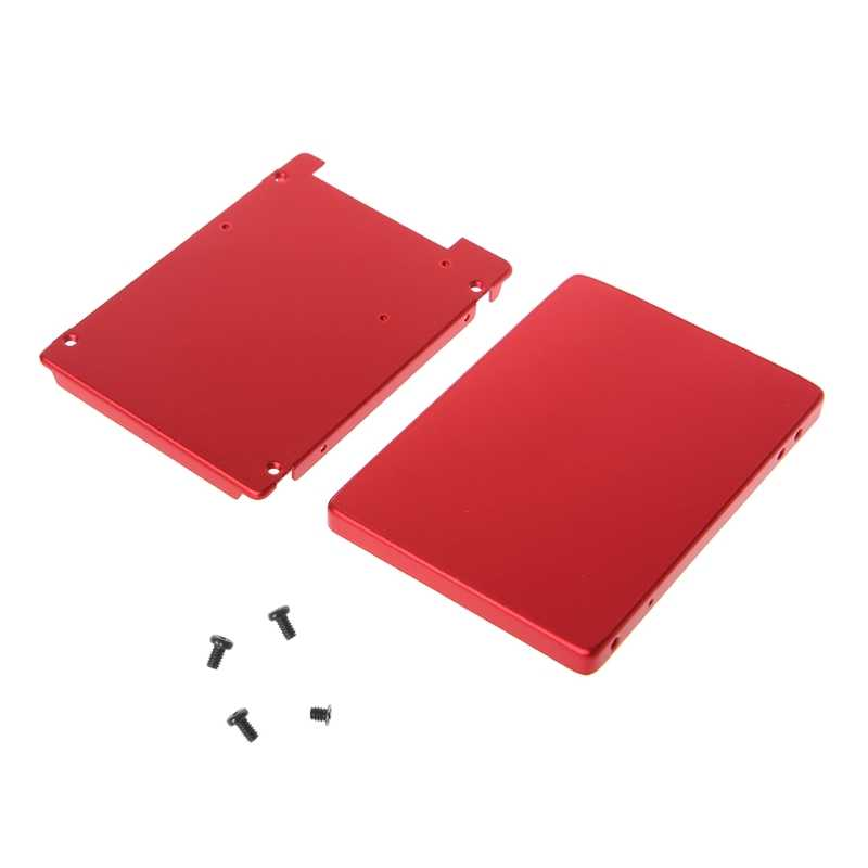 For 631 SSD Solid State Hard Disk Shell Metal Cover Case Computer Host Parts