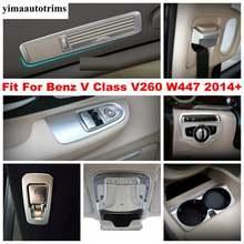Для mercedes benz v class v260 w447 2014  2019 головное освещение