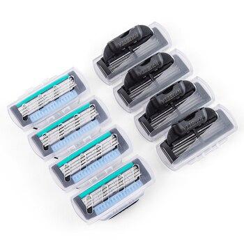 Сменные картриджи для бритья RZR Iguetta GF4-0281, 4 шт. 3