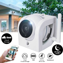 Wireless IP Camera Intelligent Motion Detection WiFi IP Camera Outdoor Cameras Waterproof Night Vision Home Security 3.6 Mm Lens