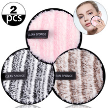 Reusable Wipes Makeup-Remover-Pads Cosmetic Microfiber-Cloth Cotton-Pad Skin-Cleansing