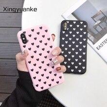 Luxury Love Heart Case For Xiaomi Redmi Note 9S 4 4X 5 5A 6 7 8 8T 9 Pro Max 3S 4A 6A S2 Plus 7A 8A Case Silicone Soft Cover luxury love heart case for xiaomi redmi note 9s 4 4x 5 5a 6 7 8 8t 9 pro max 3s 4a 6a s2 plus 7a 8a case silicone soft cover