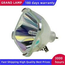 Compatível projetor/lâmpada de tv lâmpada xl 2100 xl 2200 xl 2300 xl 5100 xl 5200 projetores sony tv uhp 100 w/120 w 1.0 feliz bate
