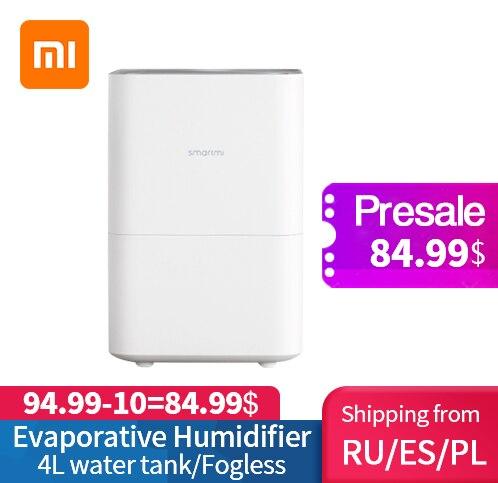 Nawilżacz powietrza XIAOMI MIJIA SMARTMI z Polski za $84.99 / ~315zł