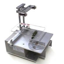 Belt Table-Saw Polishing-Machine Sanding Mini DIY Drill-Hole Grinding-Cutting-Tools Abrasive