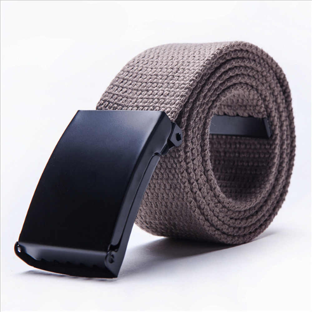 Solido Nylon Metallo Cinture Da Uomo Automatico Fibbia Esercito Militare di Combattimento Tattico Cintura di Tela Maschio Della Cinghia del Cinturino per I Pantaloni