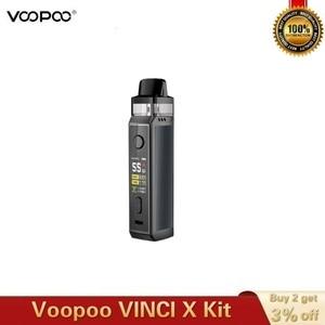 Image 3 - New Original VOOPOO VINCI X Pod Kit 5.5ml Tank Dual coil System 70W Powered By Single 18650 Battery Vape Kit Vs Vinci Mod Kit