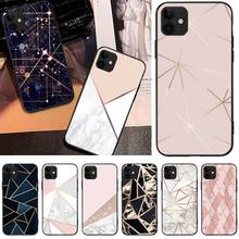 LJHYDFCNB Lovebay Geometri Newly Arrived Black Cell Phone Case For iphone6 6s plus 7 8 7 8 plus X XR XS MAX 11 Pro Max Cover lovebay geometri customer high quality phone case for iphone 6 6s plus 7 8 plus x xs xr xs max 11 11 pro 11 pro max cover
