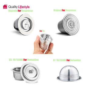 Coffee Capsule For Nespresso & Dolce Gusto & Vertuoline & Illy Drop Shipping Link