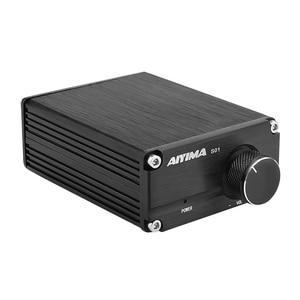 Image 1 - Aiyima TPA3116 100W Subwoofer Audio Versterker TPA3116D2 Mono Digitale Versterkers Amplificador Met NE5532 Op Amp