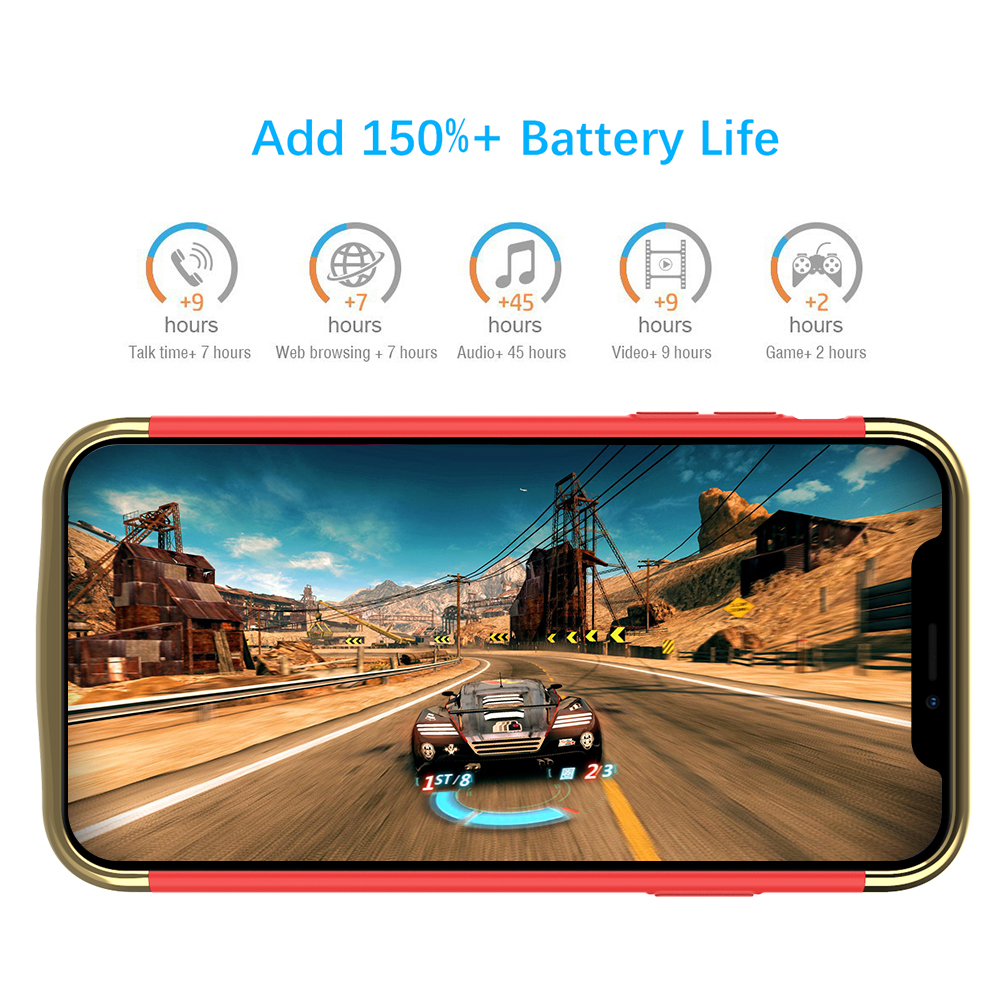 Battery Case for iPhone 11/11 Pro/11 Pro Max 30