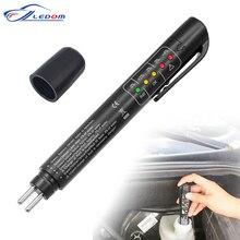 מדויק בוחן אוניברסלי שמן באיכות לבדוק עט רכב בלם נוזלי דיגיטלי בודק רכב אוטומטי רכב בדיקות כלי