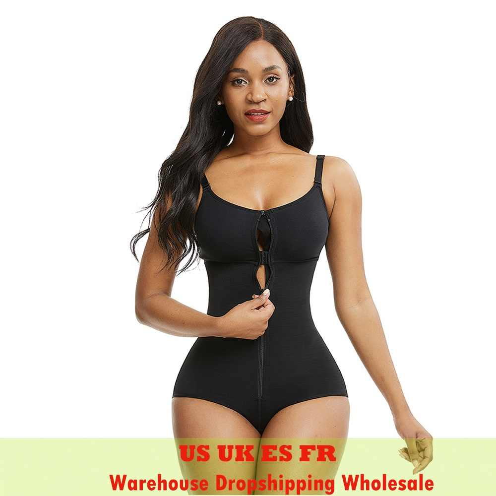 Shaper Bodysuit Afslanken Riem Tummy Shaper Corrigerende Ondergoed Taille Trainer Bindmiddelen Body Shapers Shapewear Butt Lifter Reducti