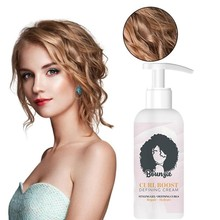 Modeling Defining-Cream Hair-Care Boost Bounzie Curl And Hair-Styling-Product Elastic-Wave