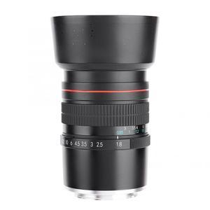 Image 2 - 85mm f/1.8 Pure Manual Focus Large Aperture Medium Telephoto Full frame Manual Mirrorless Camera E Lens for Sony E Mount Camera