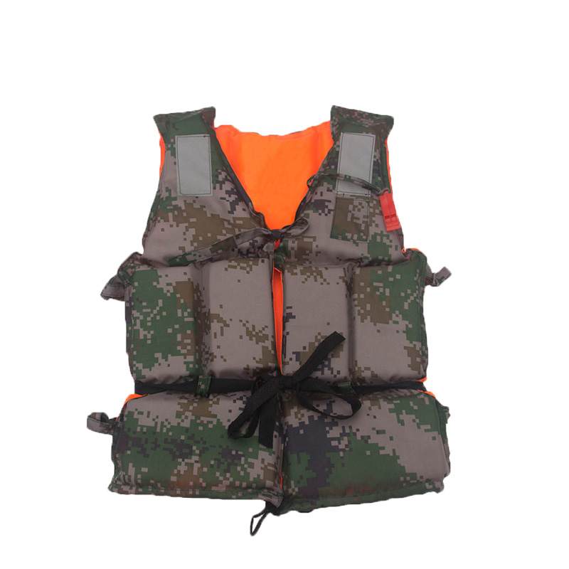 CBSEBIKE Customizable Children Adult Life Vest Jacket Swimming Boat Beach Outdoor Survival Emergency Aid Safety