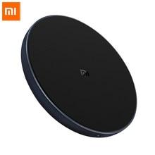 Xiaomi – chargeur sans fil intelligent Qi 10W, pour xiaomi poco f2 pro, NFC, pour samsung S9