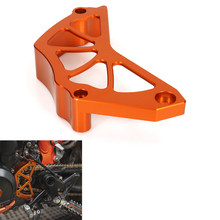 Fit for KTM 790 Adventure S R 790 DUKE 890 Adventure S R 890 Duke Front Sprocket Cover Case Saver Protector Chain Guard