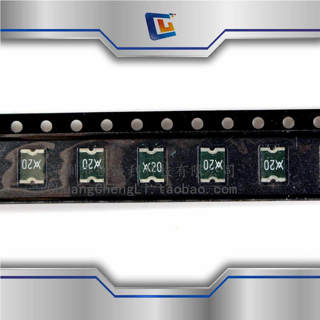 100% جديد وأصلي MINISMDC200F-2X20 2A 8V