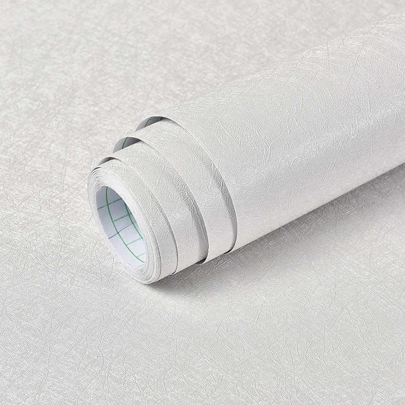 2020 3M PVC עצמי דבק רהיטי טפט מדבקות עמיד למים מטבח ארונות ארון דלת עץ דקורטיבי סרט