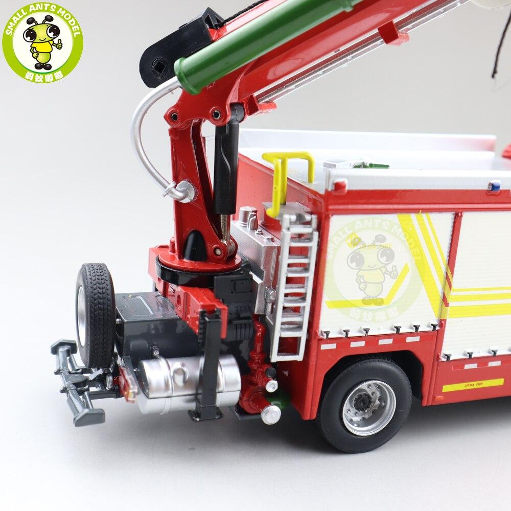 Jieda 1 43 salvamento de incêndio de
