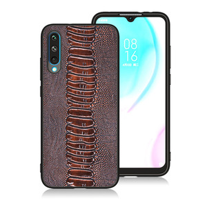 Image 4 - Natural Genuine Leather Skin Phone Case Cover On For Samsung Galaxy A30 A30S A50 A51 2019 A 20 30 50 S Global 32/64 GB Bumper
