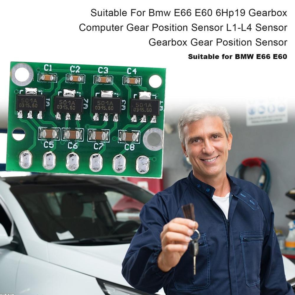 Thích Hợp Cho Xe BMW E66 E60 6Hp19 Hộp Số Máy Tính Bánh Răng Vị Trí L1-L4 Cảm Biến Hộp Số Bánh Răng Vị Trí