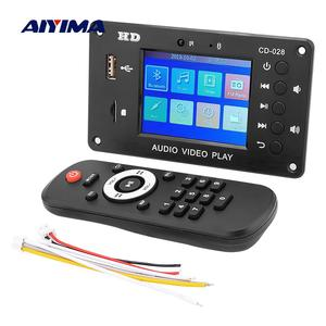 AIYIMA Bluetooth 5.0 MP3 Audio Decoder Music Player USB TF FM Radio DH Digital Decoding Module DIY Sound Home Speaker Amplifier