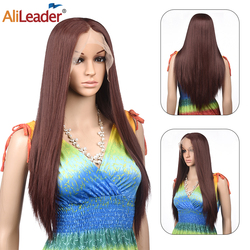 Alileader Fashion Lace Wig Synthetic Lace Front Wig 28