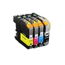 vilaxh 4pcs For Brother LC233 Ink Cartridge DCP-J4120DW MFC-J4620DW J5320DW J5720DW Printer lc 233