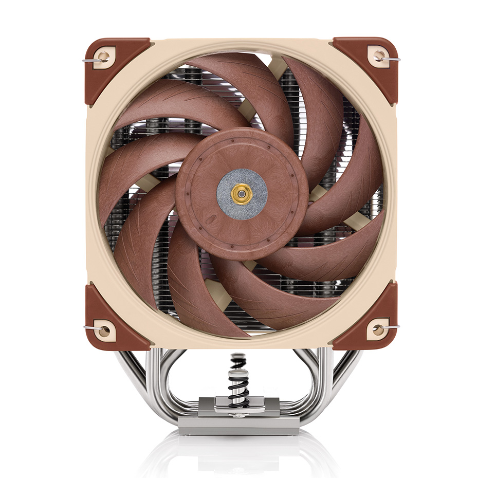 Noctua NH-U12A 7 Heatpipe Tower CPU Cooler Double NF-A12x25 120mm PWM fan silence For <font><b>intel</b></font> <font><b>LGA</b></font> <font><b>2066</b></font>/2011/115X/AMD/AM4/AM3 image