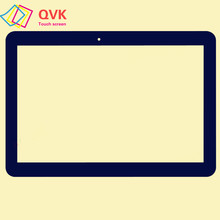 10.1 Polegada tela de toque preto para allview viva 1003g lite capacitivo painel do sensor da tela de toque reparação e peças reposição