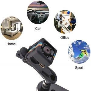 Image 5 - Mini kamera Sq11 HD 1080P g sensor gece görüş kamera hareket DVR mikro kamera spor DV Video küçük kamera kamera SQ 11 Spycam
