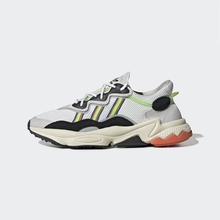 цена на Adidas Boost Ozweego Men And Women Classic Shoes running shoes comfortable  sneaker original #EF9627