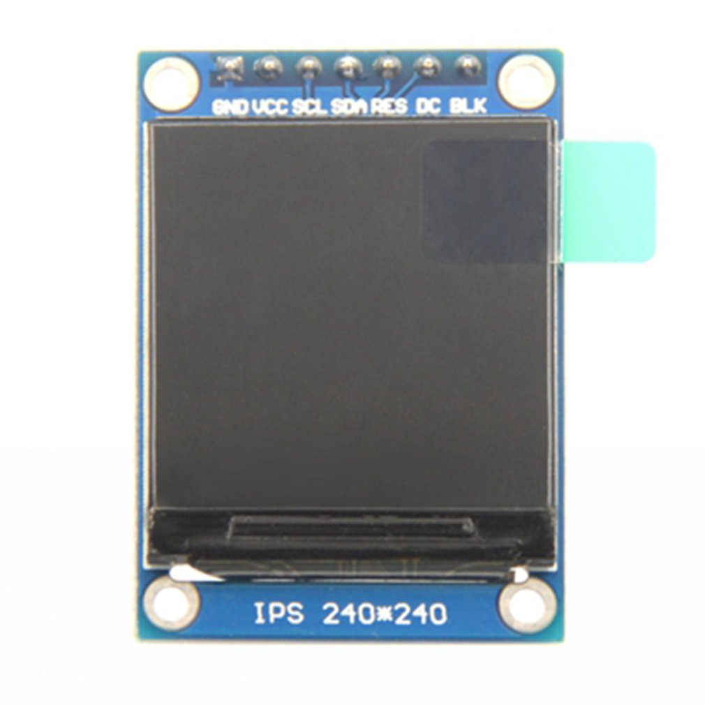 1.3 inch <font><b>240x240</b></font> Digital LCD <font><b>Display</b></font> Module Bare Screen 65K SPI Serial Full Color RGB TFT IPS LCD Screen Board image