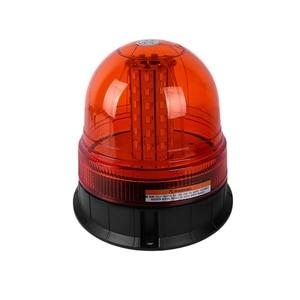 Image 2 - 12V 24V netic Roof 60 LED Rotating Flashing Beacon Light Flexible Warning Light Emergency Lamp Tractor Truck SUV Boat