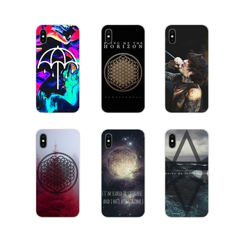 Bring Me The Horizon Metalcore BMTH For Samsung A10 A30 A40 A50 A60 A70 M30 Galaxy Note 2 3 4 5 8 9 10 PLUS Silicone Phone Cover image