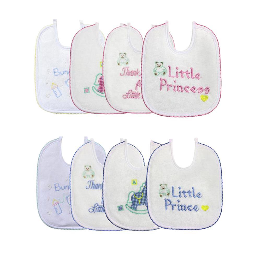 Baby Fütterung Lätzchen Quasten Waschlappen Speichelhandtuch Bandana