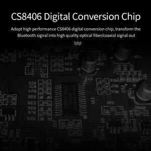 Image 3 - XDUOO XQ 50 Pro DAC HD Bluetooth ses alıcısı dekoder dönüştürücü çok fonksiyonlu OLED ekran tipi C adaptör desteği PC USB DAC