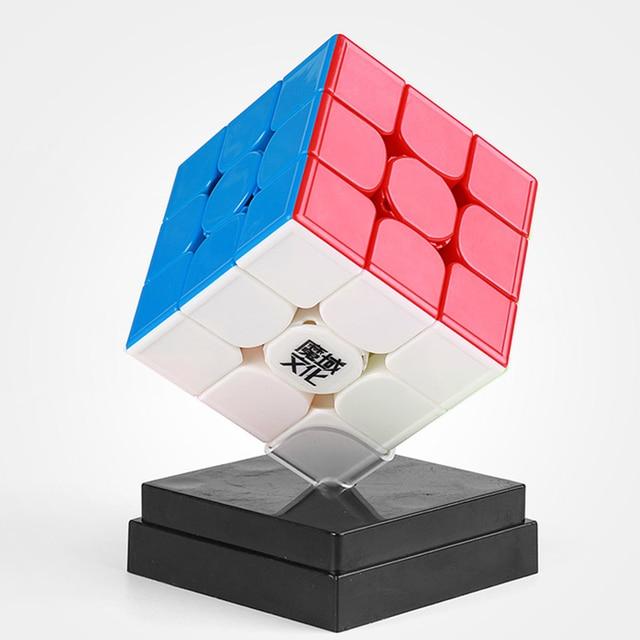 Moyu Weilong GTS 3 M 3x3x3 Magic Cube Magnetic O GTS2 GTS2M di Plastica Puzzle Cubo di Velocità v2 V3 Weilong GTS3M
