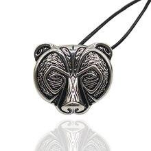 Модное мужское классическое ожерелье в стиле ретро подвеска