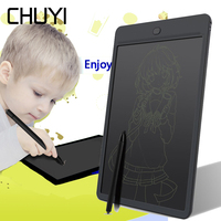 CHUYI 12 Inch LCD Writing Tablet Digital Tablet Drawing Writing Portable Electronic Pads Ultra thin Tablet Plate With Touch Pen
