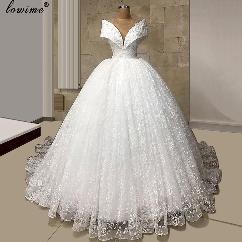 Vestido De Noiva 2020 Plus Size Pregnant Wedding Dresses A-Line Vintage Lace Bridal Gowns Dubai Robe De Mariee Chapel Wedding