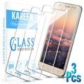 Закаленное стекло KAREEN (3 шт.) для Samsung Galaxy J8 J7 Prime 2 J7 Pro J7 Nxt J7 V J7 Duo J7 Max J6 Plus J5 J4, защита экрана