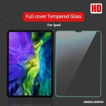 Temperli cam için Ipad Pro 11 10.5 9.7 6th 10.2 7th 8th nesil koruyucu Film iPad Mini 5 hava 4 3 2 ekran koruyucu