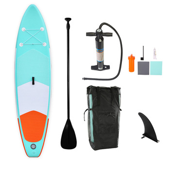 Sup Board 305*76*15cm Inflatable Surfboard Stand Up paddle Board Surfing Water Sport Surf Board Kayak Inflatable Fishing Boat high quality paddle board bag stand up paddle bag hot sale sup paddle bag paddle surf